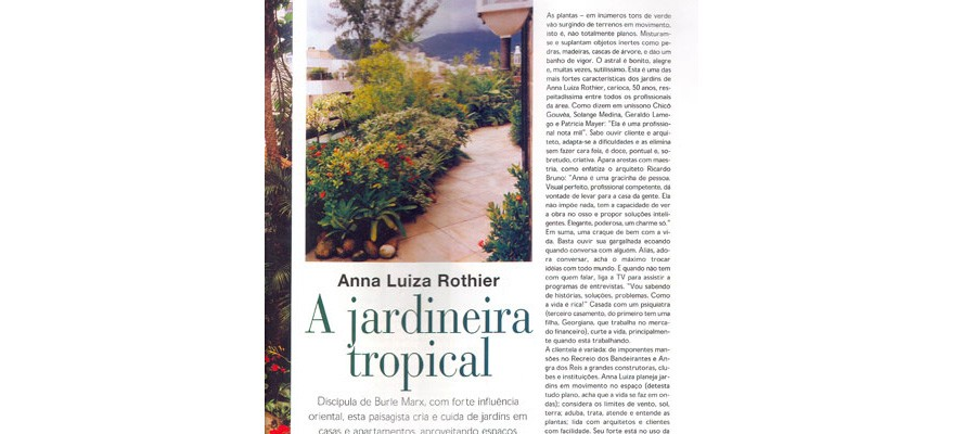 A Jardineira Tropical